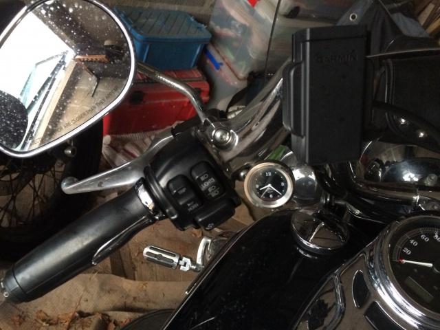 Montage support pour Tomtom Rider 303056ZUMO1