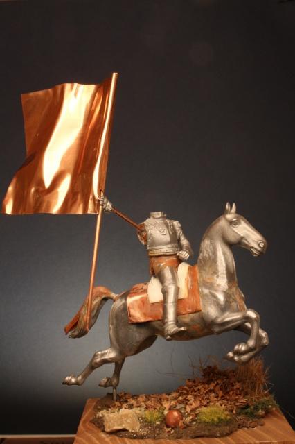Jacquemin et le drapeau de Arkhangelogorod - Austerlitz 1805 304450IMG1994