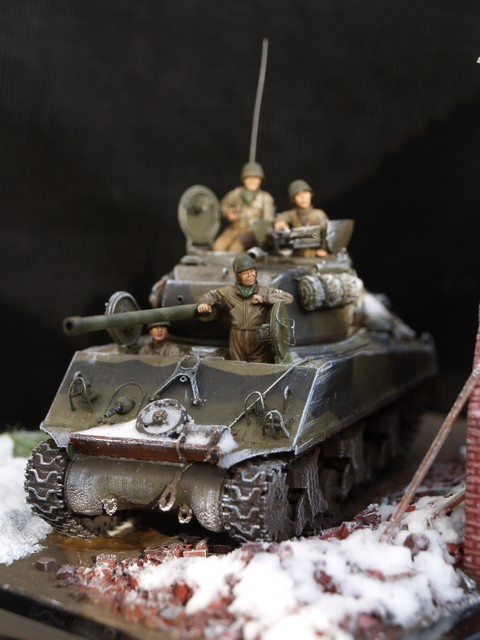 Ardennes 1944 - Terminé !!!!! - Page 2 304582Sherman65