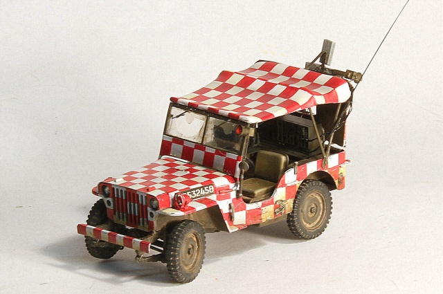 jeep indochine - Les derniers arrivent. Jeep USAAF 1/35 (update du 13/10/15). 305105014