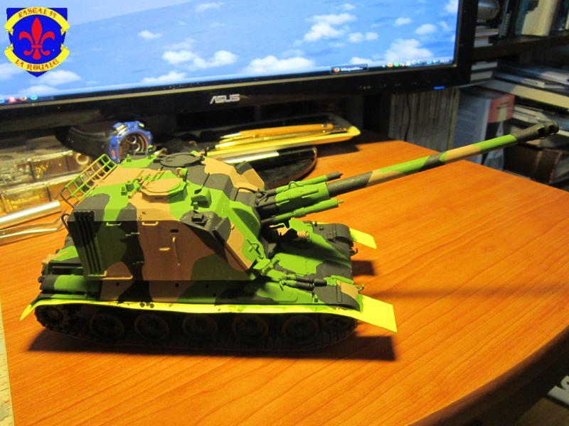 AMX 30 AUF1 au 1/35 d'Heller par Pascal 94 - Page 3 306439IMG34091