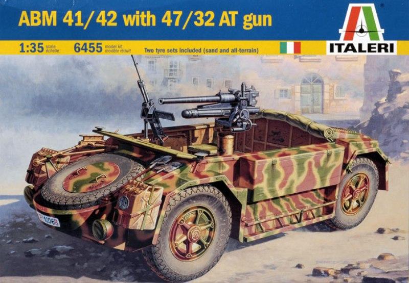 ABM 41/42  AT 47/32 - Italeri 1/35 307197italeriabm6455