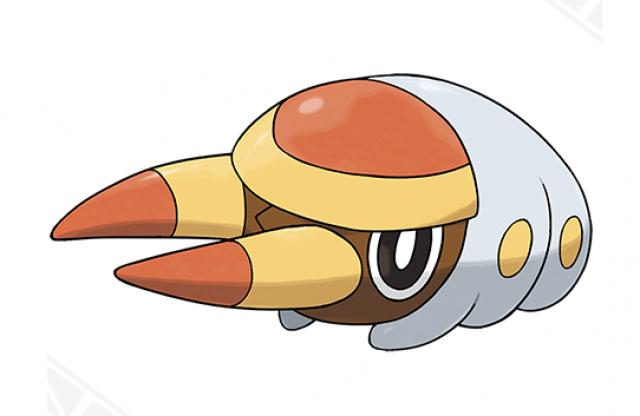 Pokémon Soleil et Pokémon Lune 307255Larvibule