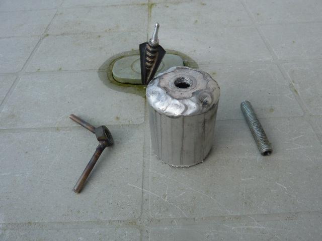 extracteur de lame 307649P1130827
