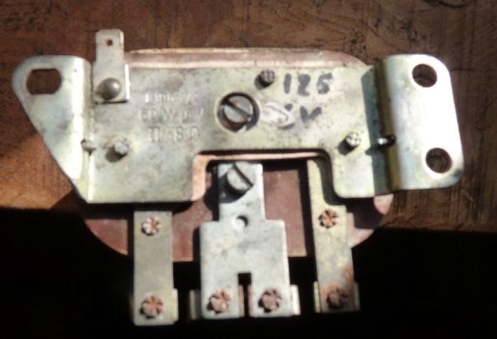 electronique - TS : fabrication d'un régulateur électronique spécifique 6v 308443P1030159