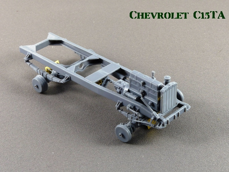 CHEVROLET C15TA - Normandie 44 - IBG 1/35 308493P1040104