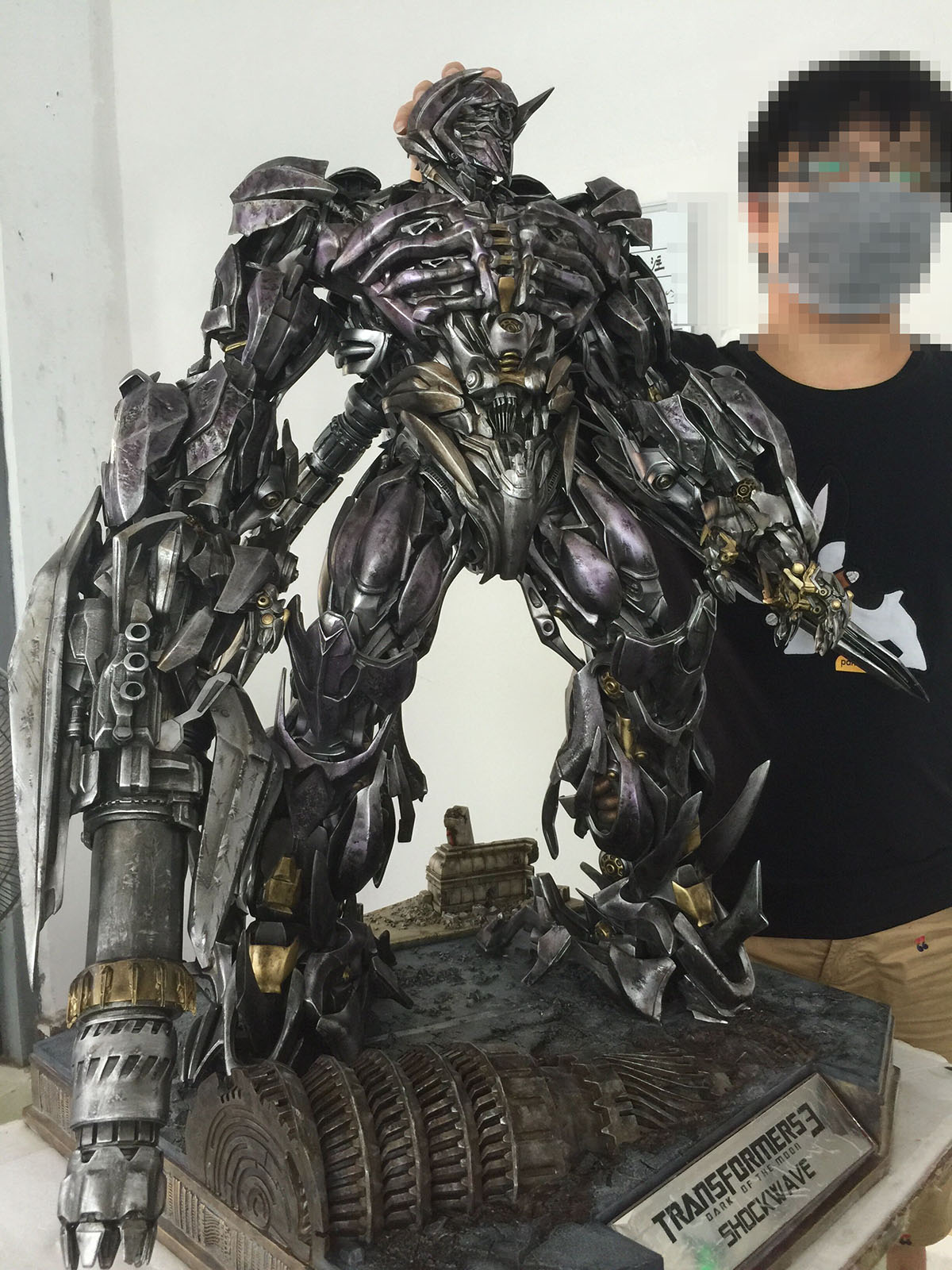 Statues des Films Transformers (articulé, non transformable) ― Par Prime1Studio, M3 Studio, Concept Zone, Super Fans Group, Soap Studio, Soldier Story Toys, etc - Page 3 308499743