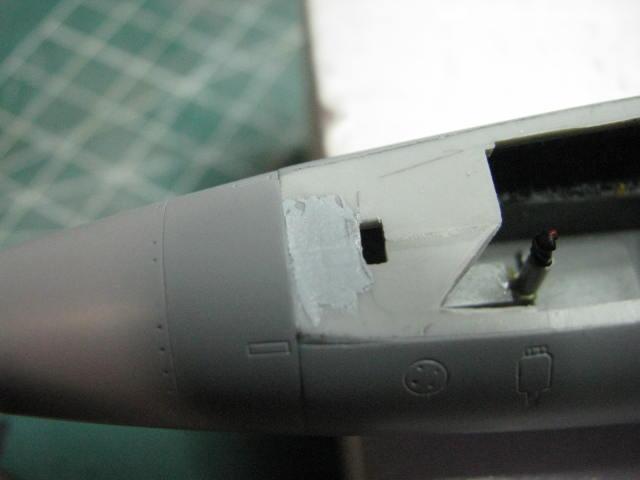 DUO: F-104N (NASA) + F-104G (BAF) Hazegawa 1/48  - Page 2 308690IMG6184