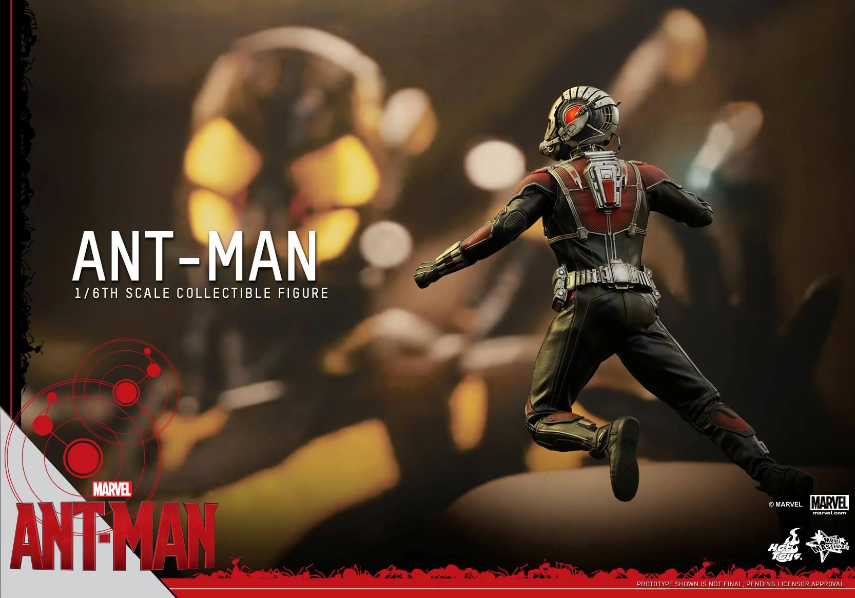 HOT TOYS - Ant-Man - Ant-Man 308707103