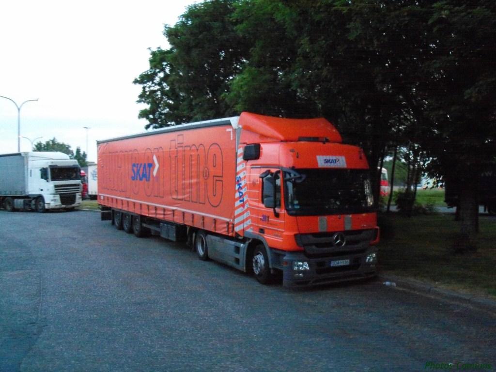 Skat Transport sp. z o.o. - Gdańsk 308804photoscamions14V1198
