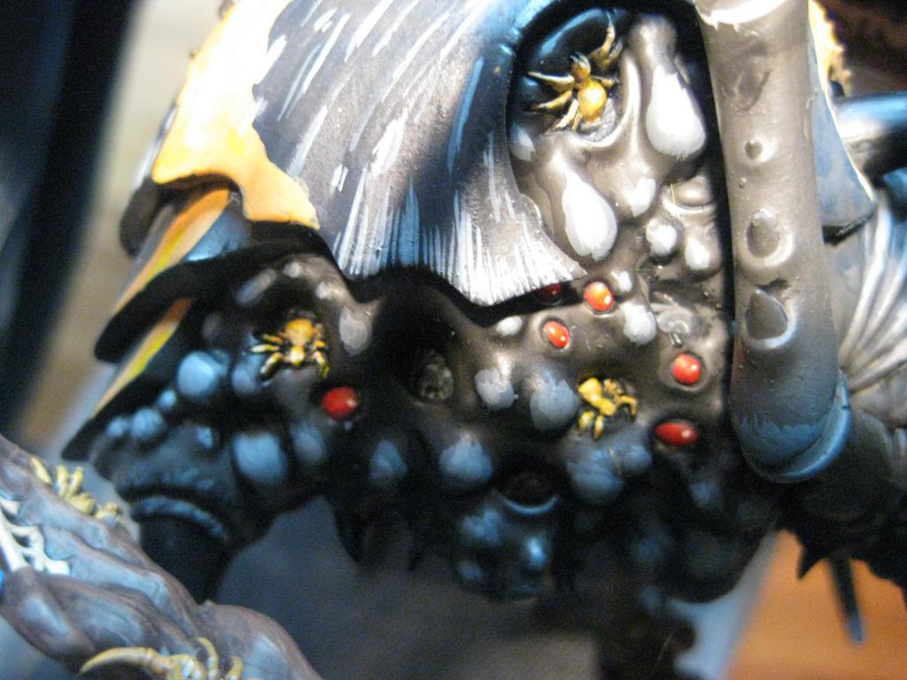 Détachement ork en cours de peinture :) 309017IMG2979