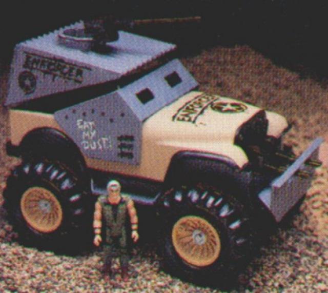 Steel Monsters (Tonka) - 1986 309085enforcerwheelboss