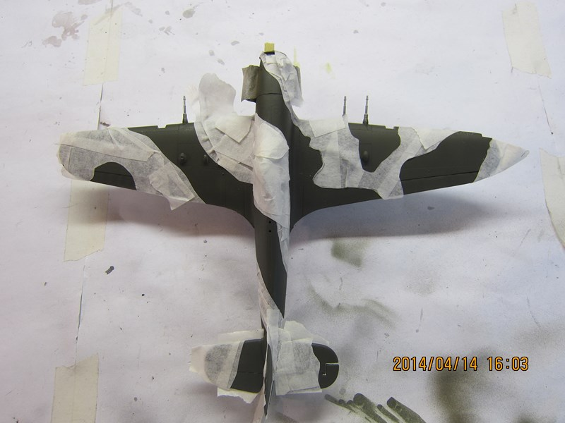 Hurricane  Mk.IIc au 48 309884IMG1515Copier