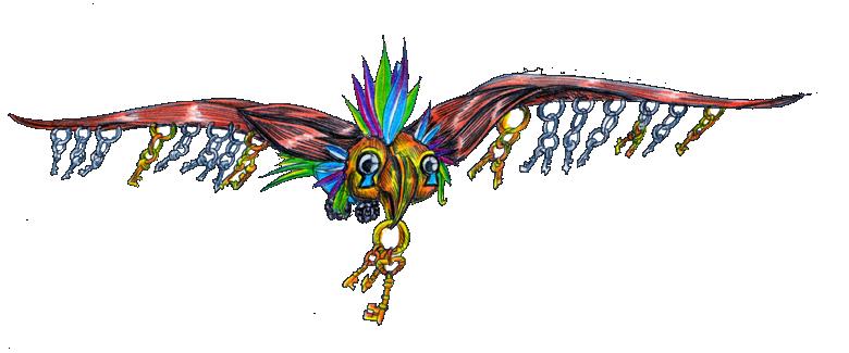 Dragons, chimères et créatures arc-en-ciel - Page 7 310282perrocl