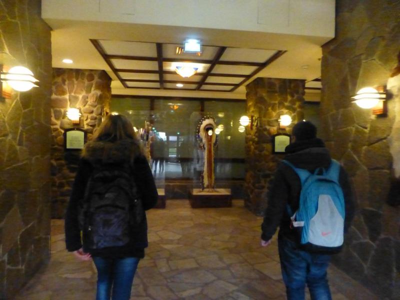 Trip Report d'un séjour dépaysant au Séquoïa Lodge en GFC en famille du 25 au 27 janvier 2015, TR d'une belle journée printanière le 20 mai et journée estivale improvisée du 4 juin :) 310322P1190896