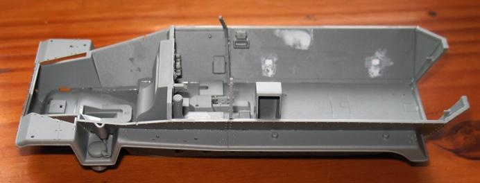 sd.kfz 251/16 flammpanzerwagen  Dragon 1/35 310325modles110003
