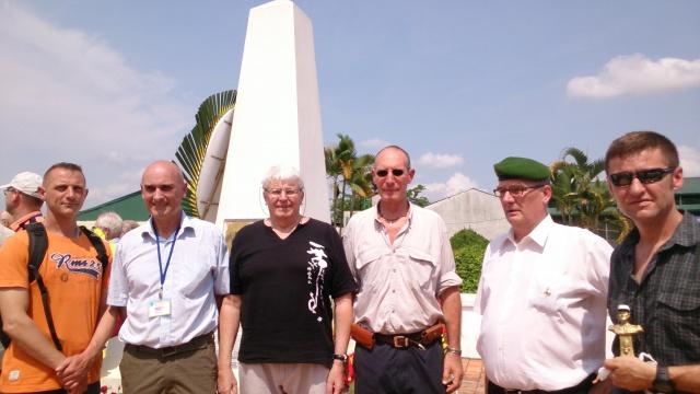 Tourisme historique à Dien Bien Phu 311920DBP1