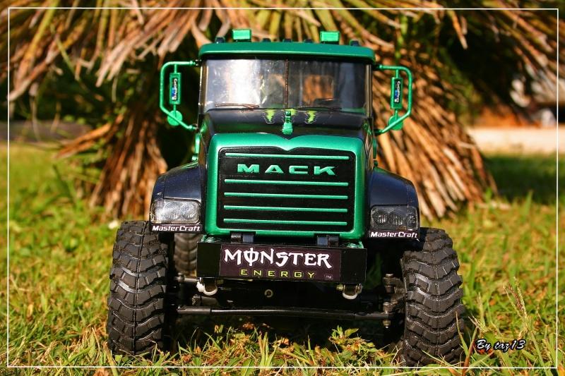 Mack 6x4 Monster Energy (FINI en attente d'un arceau) 312315IMG8102