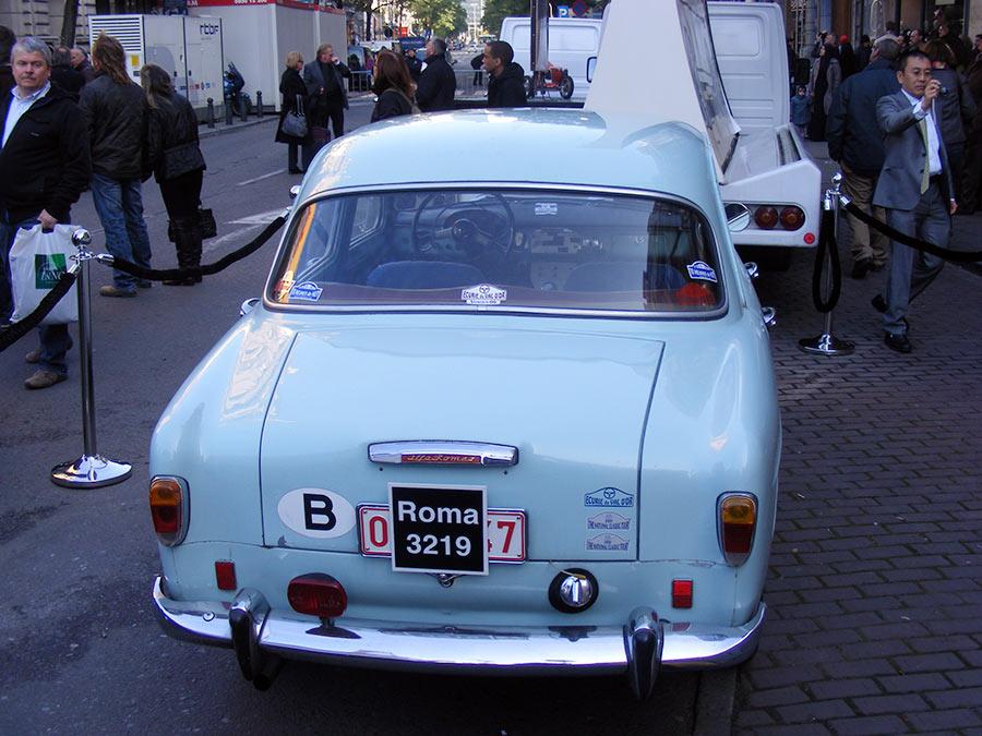 """Bruxelles côté BD  """"Tintin en automobile"""" - Page 2 312735DSCF6254"""