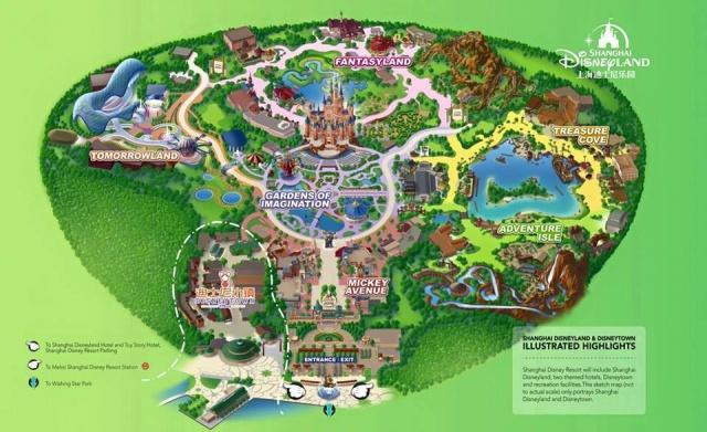 Shanghai Disneyland (2016) - Le Parc en général - Page 21 312829sd8