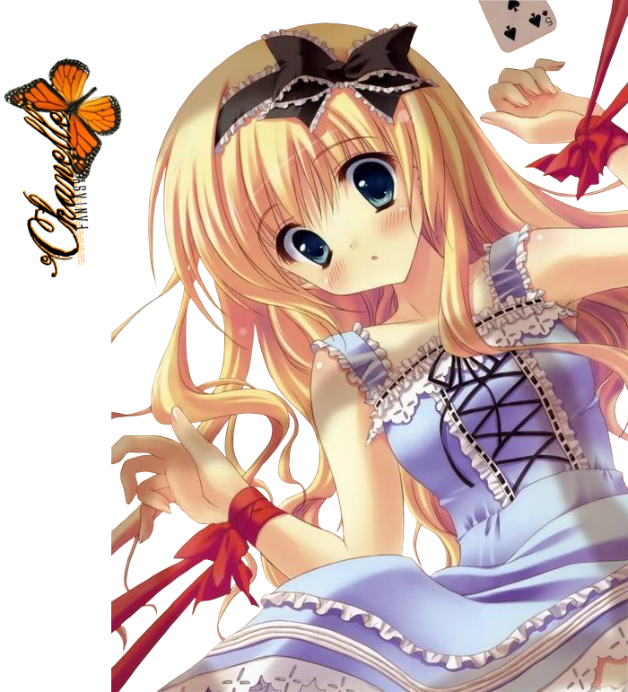 Render anime girl 3132993805211