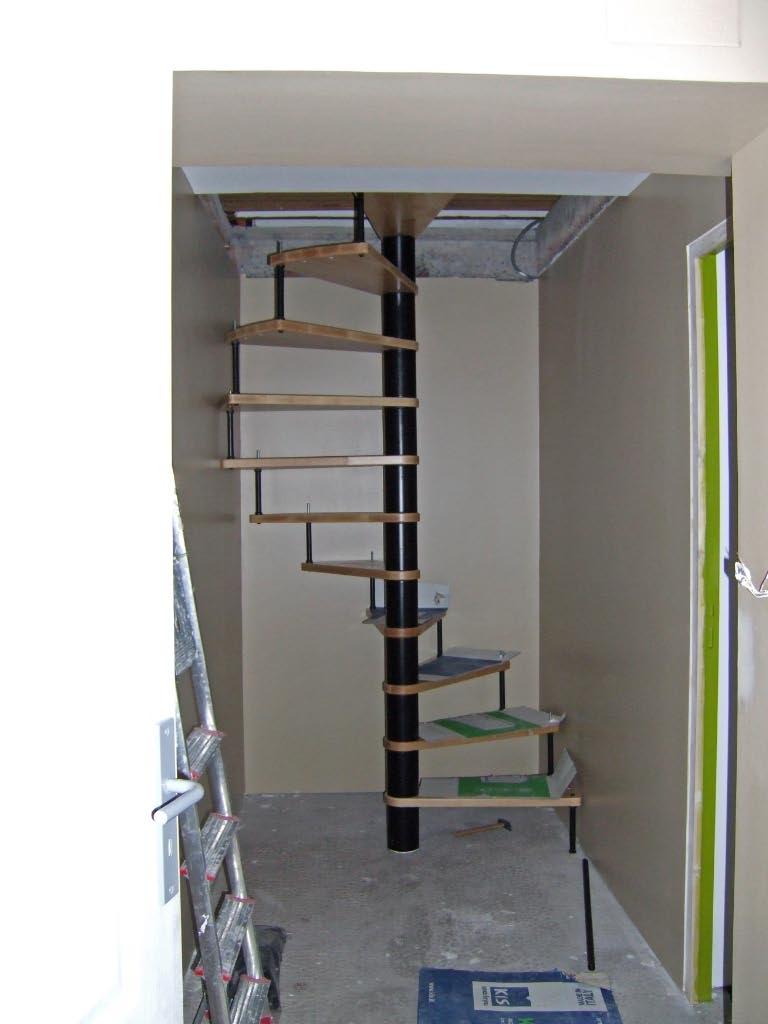Aménagement d'un sous sol en chambres. 314256travaux29
