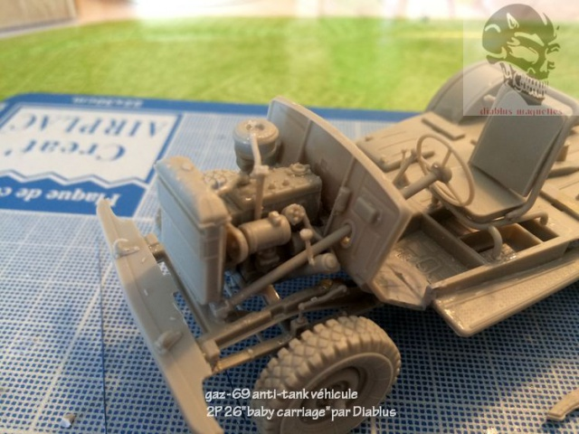 "GAZ-69 2P26 ""Baby carriage"" - Bronco 1/35 314688IMG4027"
