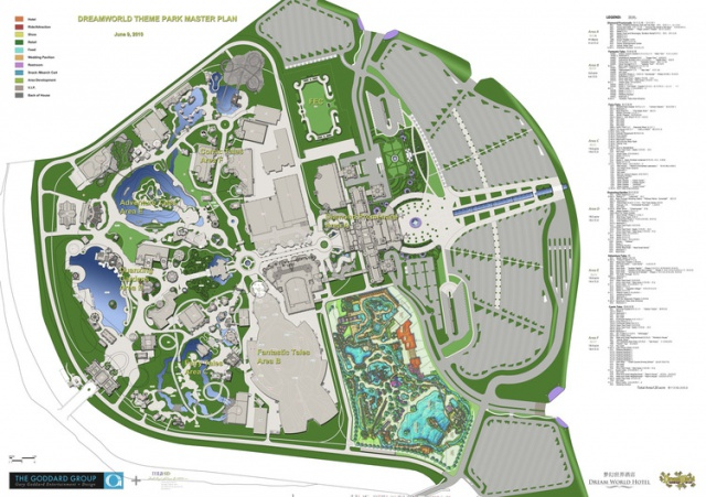 (Chine) Fushun DreamWorld Theme park, Hotel & Resort (201?) 314965fushun