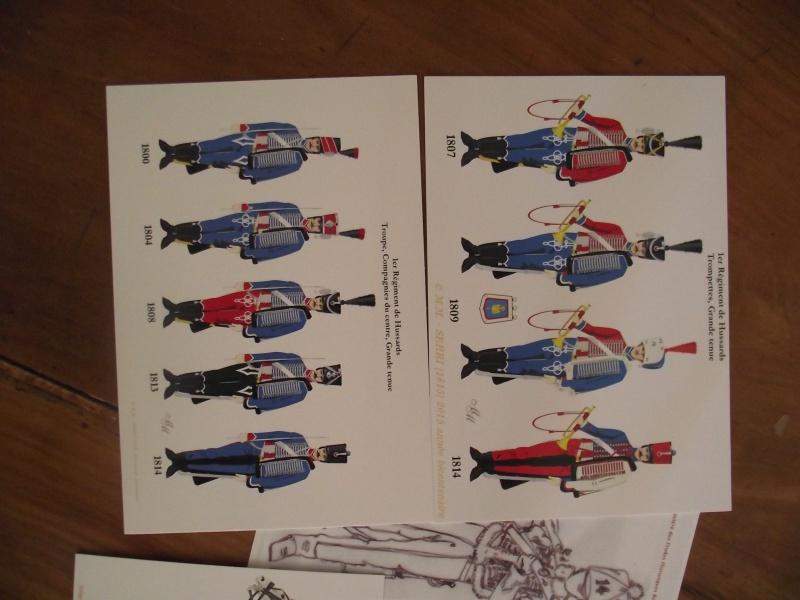 les séries de cartes postales uniformologiques de la SEHRI 315057DSCF2043