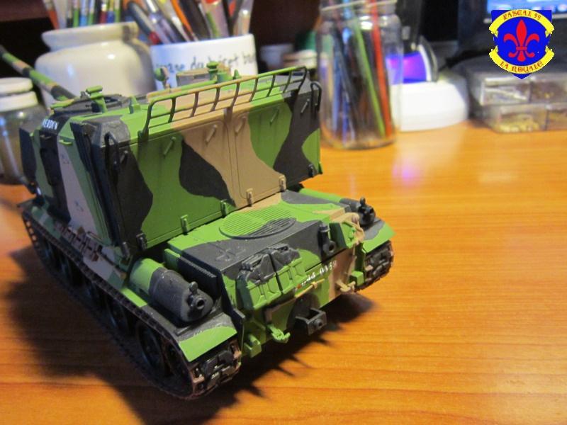 AMX 30 AUF1 au 1/35 d'Heller par Pascal 94 - Page 5 315129IMG34241
