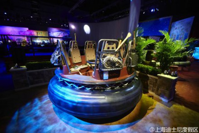 [Shanghai Disneyland] ADVENTURE ISLE (Soaring.../Roaring Rapids/Camp Discovery/Tarzan) 31519535w6