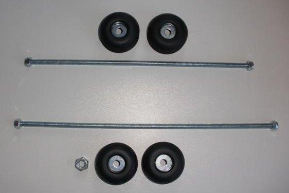fourche - [TUTO] réaliser des tampons de protections fourche + bras oscillant pour 16 € l'ensemble 315835matos3