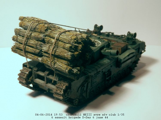 Churchill avre mk3  de chez afv club 1/35 - Page 2 316205P6040027