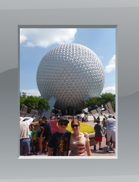 The trip of  a Lifetime : du 28 juillet au 11 aout, Port Orleans Riverside, Que d'émotions ! - Page 5 318202EPCOT11