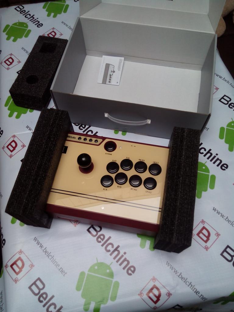 [8bitdo] Un pad Nes bluetooth + usb avec dock pour smartphone - Page 6 318261IMG20150220204342