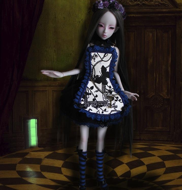 Nymeria (Sixtine Dark Tales Dolls) nouveau make-up p8 - Page 4 318362grandi