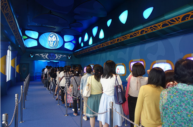 [Tokyo Disneyland] Nouvelle attraction : Stitch Encounter (17 juillet 2015) - Page 2 318395sti1