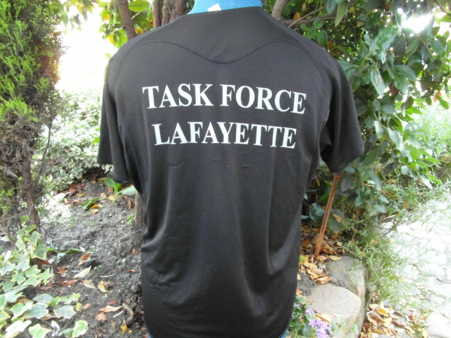 tee shirt TASK FORCE LAFAYETTE  27 BIM ETAT MAJOR 319036SAM0899