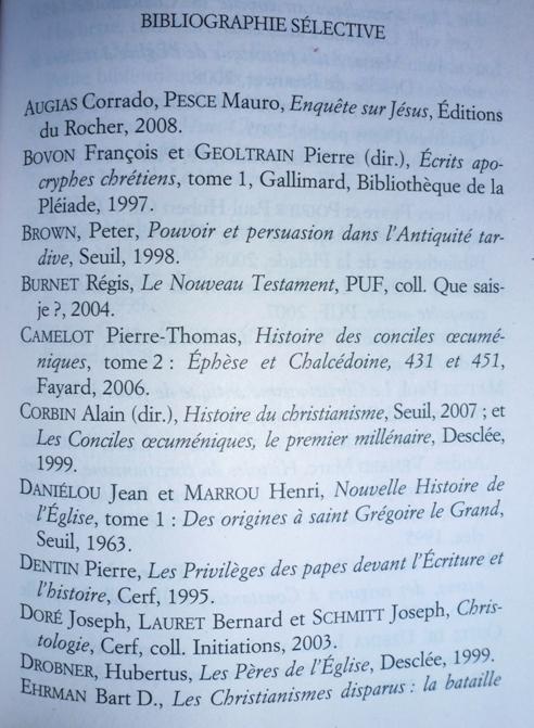 Les Chrétiens au IIIe siècle 319661P1070405