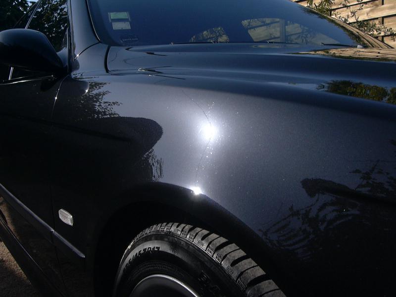[BMW 530 d E39] Renaissance d'un Cosmos Schwarz Metallic 321275P1010099