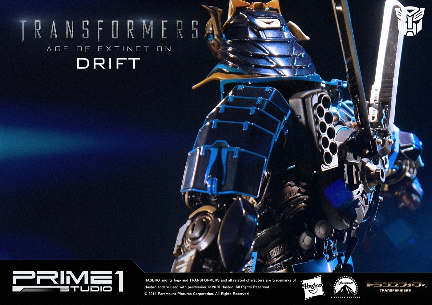 Statues des Films Transformers (articulé, non transformable) ― Par Prime1Studio, M3 Studio, Concept Zone, Super Fans Group, Soap Studio, Soldier Story Toys, etc - Page 3 322379image1423754675