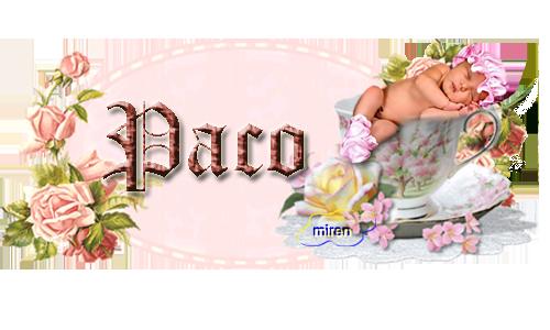 Nombres con P - Página 3 3231992Paco