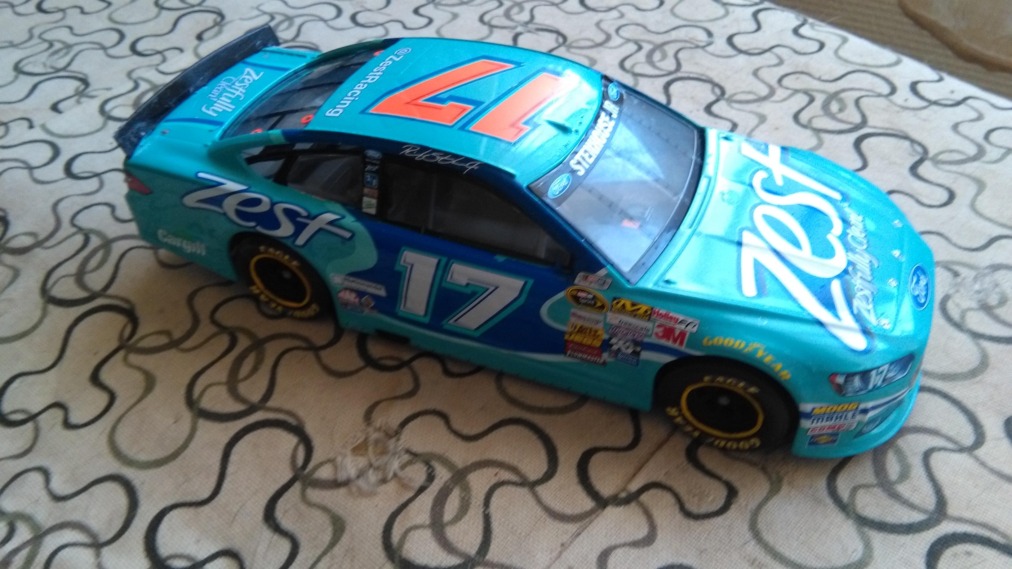 Ford Fusion Penskee 2014 #2 Brad K. Miller Lite - CHASE Version 323821IMG20160411132142