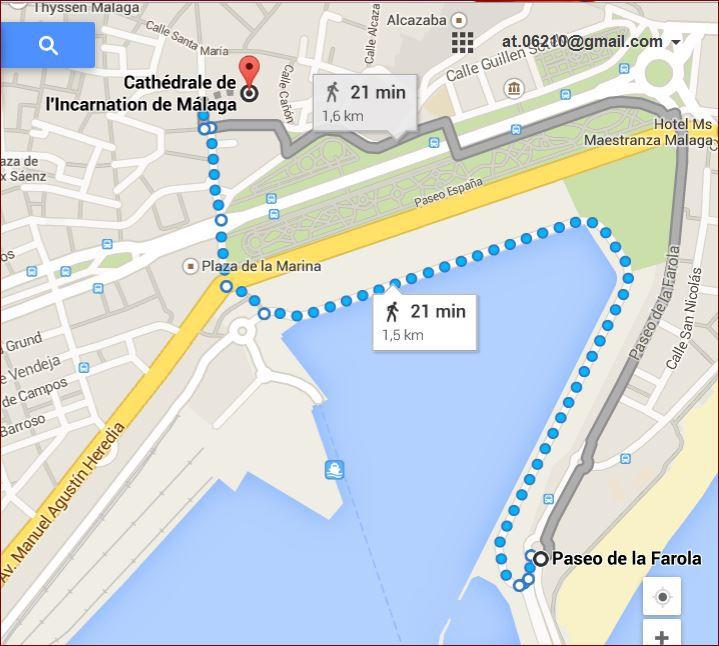 Z06 / C/R MSC.... Poesia 21/10 au 30/10 2014   Gêne Malaga Casablanca Lisbonne Barcelone Marseille 324125MalagaCircuitCathedralePieds