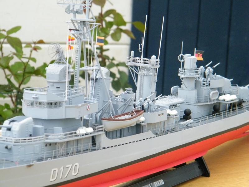 Destroyer Fletcher-Class au 1/144 32420020110723bartjeanjvido0192