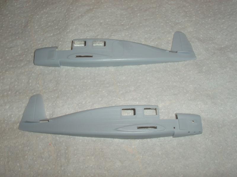 Heller avion Caudron Simoun (version Air Bleu). 324246P1010094