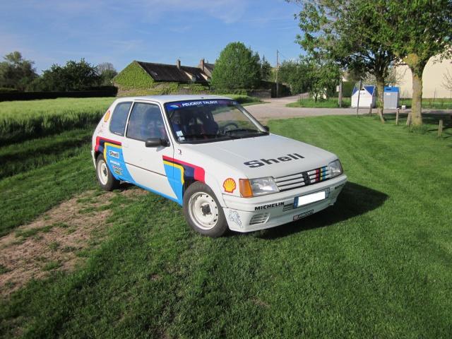 [alex 89] 205 Rallye Blanc Meije 1988 - Page 9 325162IMG3667