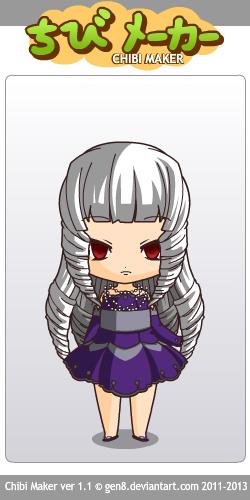 ~ Chibi-maker ~ 325372Viola