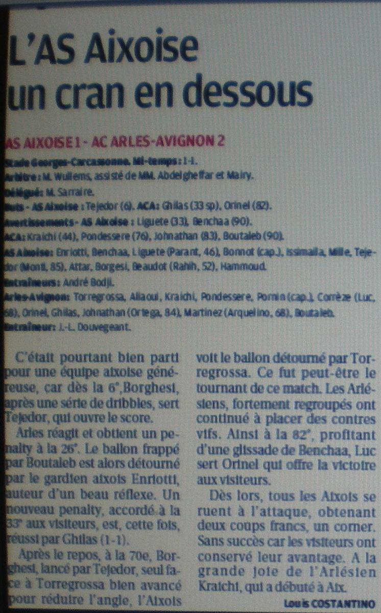 AC ARLES-AVIGNON B // CFA2  MEDITERRANEE GROUPE E  326852Copie2deIMGP4040