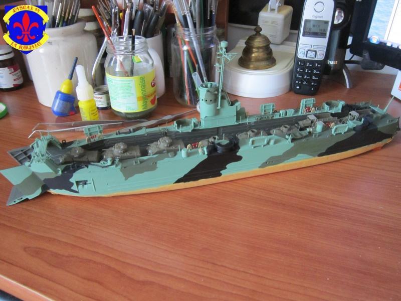 U.S. Navy Landing Ship Médium (Early) au 1/144 de Revell par Pascal 94 - Page 11 327669IMG43161